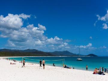 Whitehaven Beach - Half Day Cruise (ex Hamilton Island)