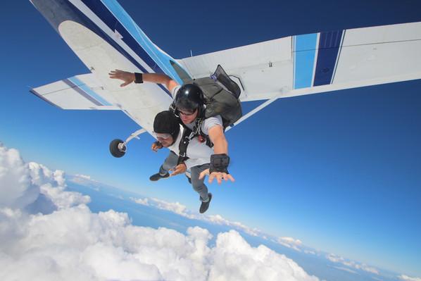 skydive tandem new tandem zealand promo code
