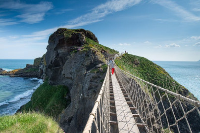 The Giant's Causeway and the Glens of Antrim Rail Tour From Dublin