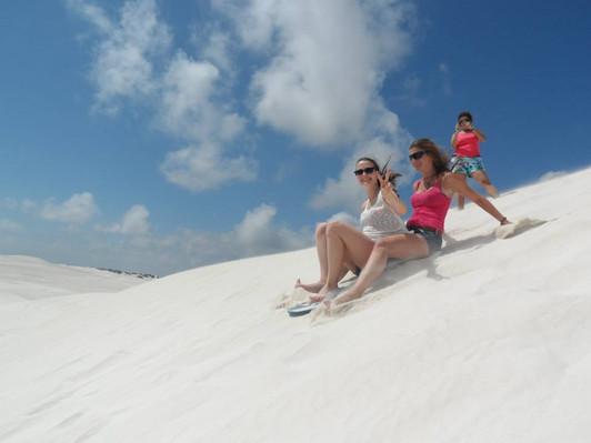 Yanchep National Park, Pinnacles & Sandboarding