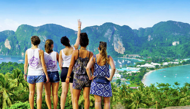 group travel thailand discount