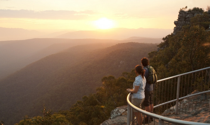 grampians from adelaide promotion