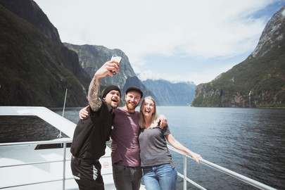 Milford Sound Cruise From Queenstown - Including Scenic Drive And Lunch - Vista