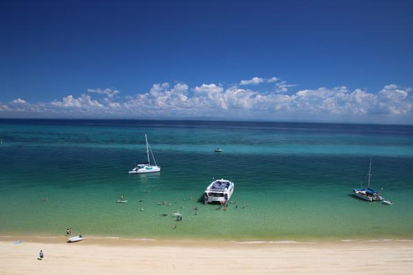 Moreton Island Cruise