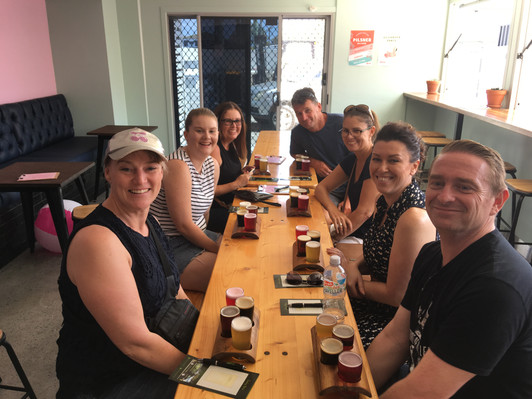 Brewery Tour on Gold Coast