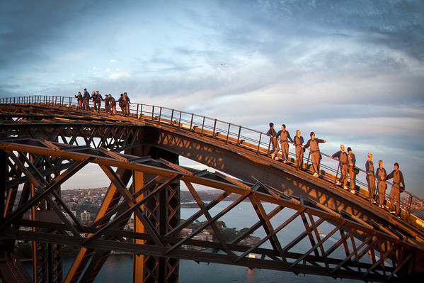 Sydney Harbour bridge climb deals