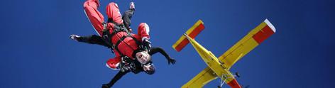 Skydive Franz Josef - 20,000 Ft