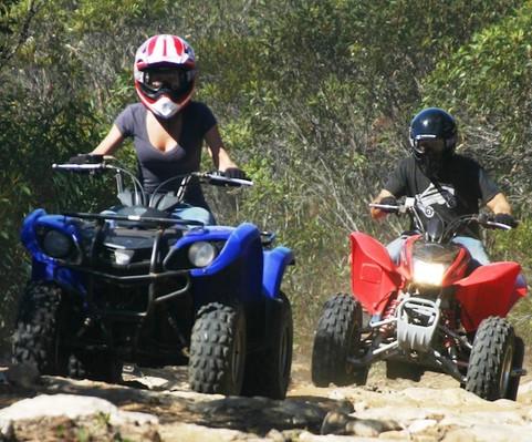 Kangaroo Island Quad Bike Tour All Terrain