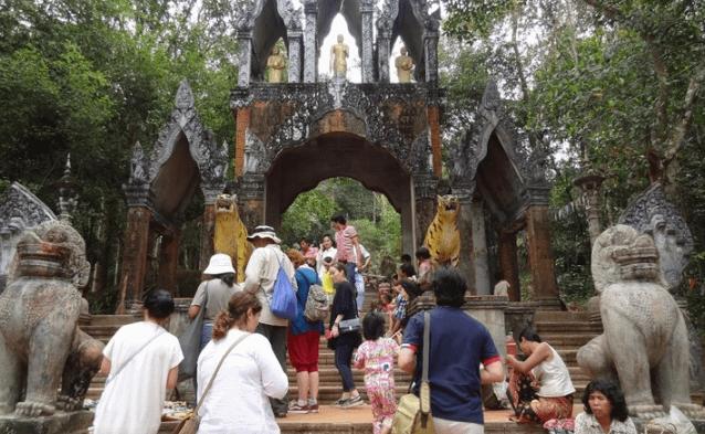 Cambodia history tour deals