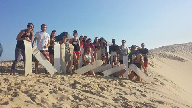 Port Stephens beach tour voucher
