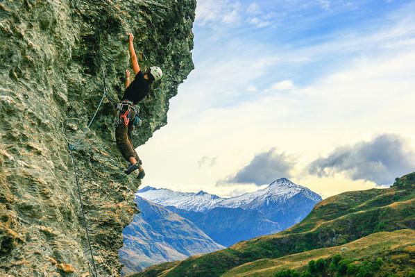 rock climbing wanaka adventure deal