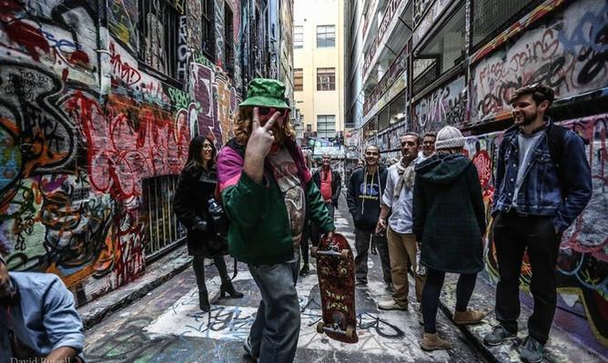 Melbourne street art tours