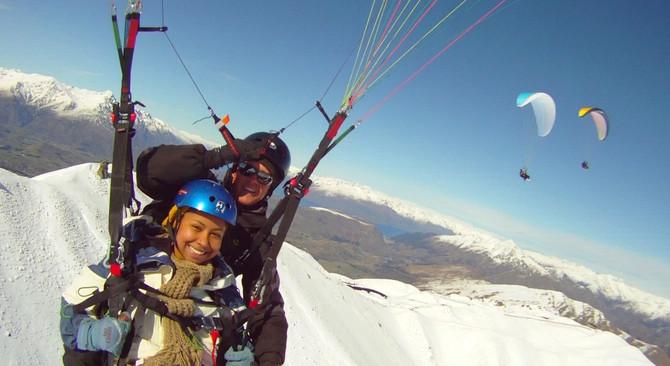 Queenstown paraglide discounts