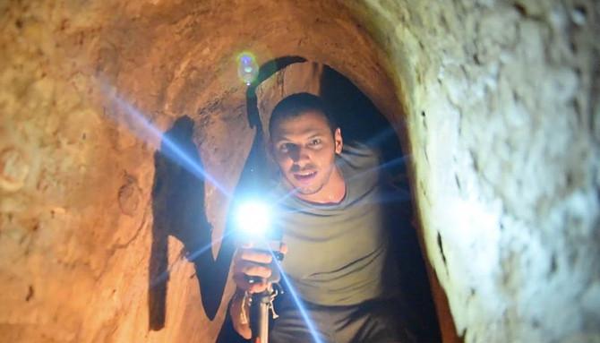 Cu Chi Tunnels vietnam