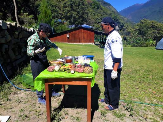 4-Day Salkantay Trek to Machu Picchu 3