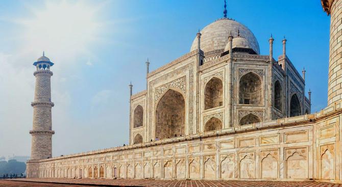 Agra - South & North India Tour