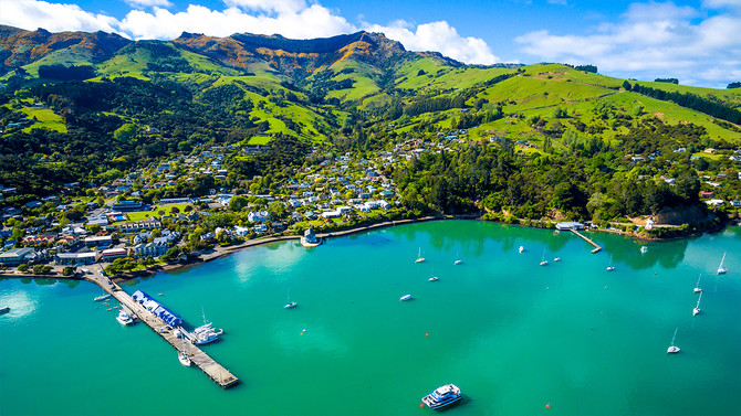 Akaroa Scenic Helicopter Trip deals