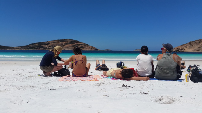 Adelaide to Perth tour discounts