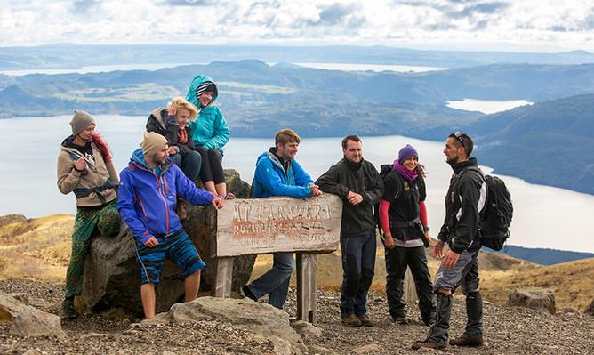 Mount Tarawera tour discounts