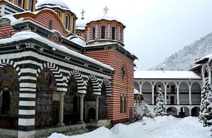 One-day Tour from Sofia to Rila Monastery & Boyana Church