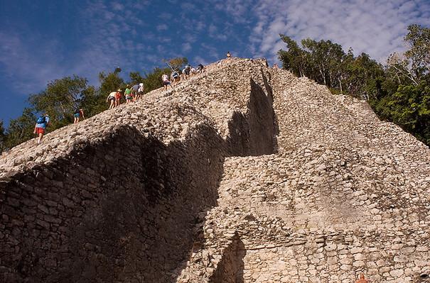 Discover Mayan Inland