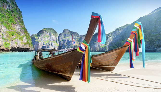 thailand beach travel deal