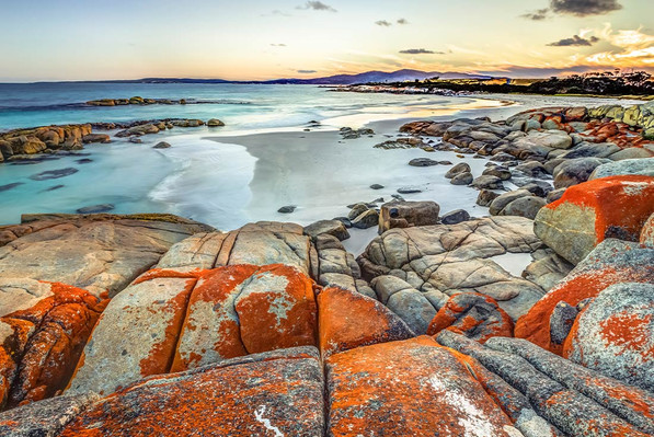 5 day Bay of Fires walking tour