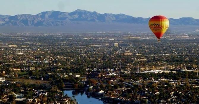 Las Vegas Hot Air Balloon deals