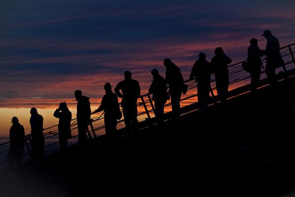 Sydney Harbour Bridge Climb: Twilight Tour
