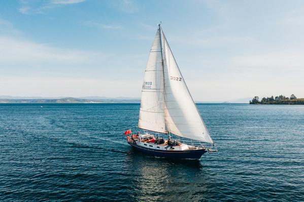 Lake Taupo Maori Rock Carvings Sailing Cruise Deals