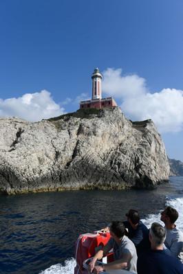 From Sorrento to Capri