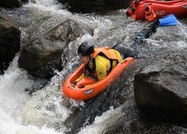 Half Day River Boarding Barron Gorge National Park