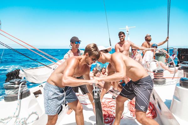 4 Day, 3 Night Whitsundays Sailing Tour Broomstick
