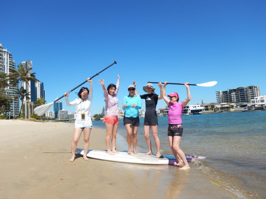 Learn to SUP Gold Coast Deals
