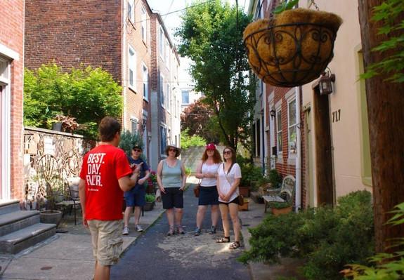 Philly walking tour