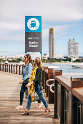 Getting around the Gold Coast