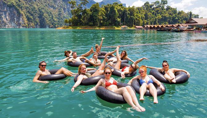 bangkok multiday group tour