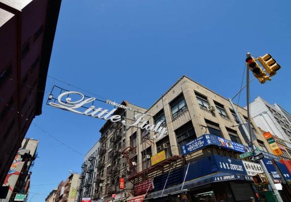 Lower East Side New York