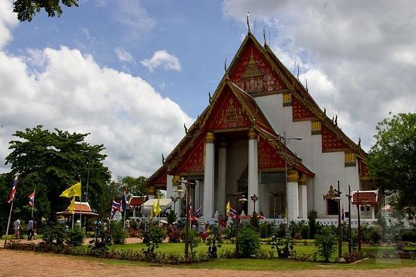 Bangkok to Ayutthaya tour voucher
