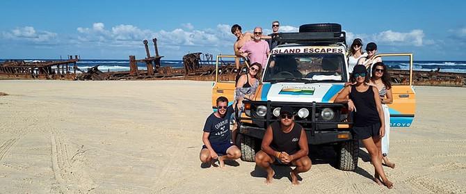 2 Day Fraser Island 4WD Safari Tour