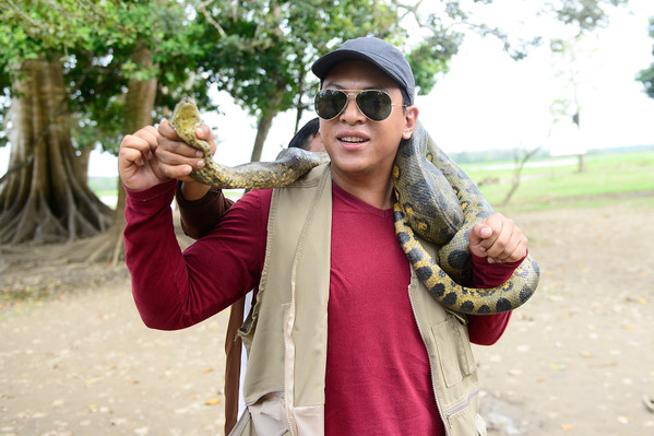anaconda expedition   6 day iquitos amazon tour 3