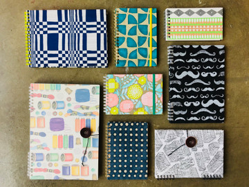 Learn How to Make Your Own Notebook in Kyoto