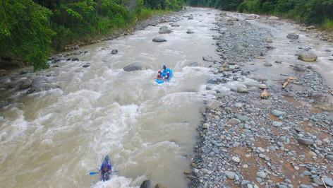 White Water Rafting Savegre River Class II/III - Full Day