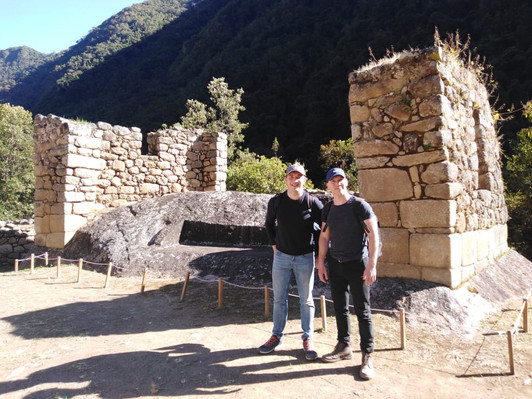 FOLLOW ON THE ANCIENT INCA PATH TO MACHU PICCHU 5