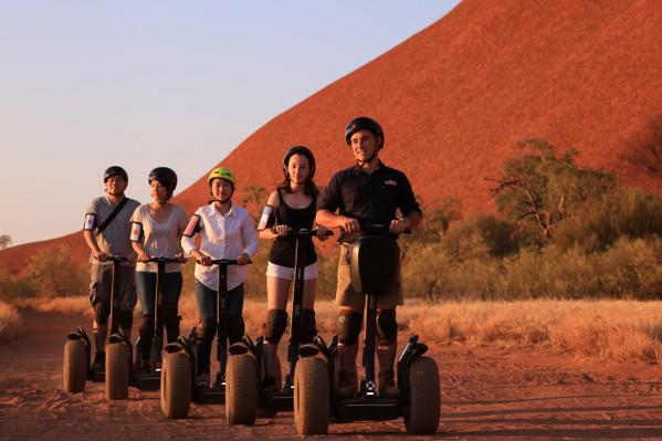 Uluru Segway Sunset Tour
