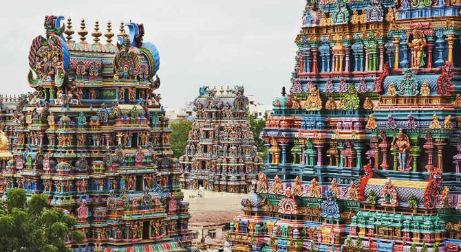 Madurai - South & North India Tour