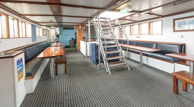 clipper boat overnight tour