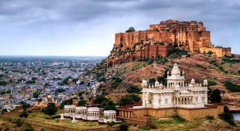 Discover North & South India