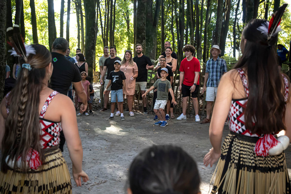 Tamaki Maori Village Hangi