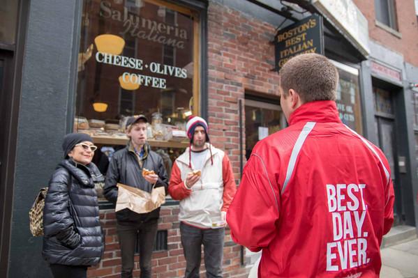 Boston food tour